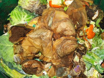 Kompostinhalt