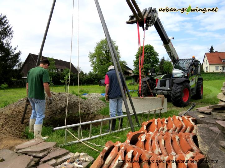Betonzisterne selber bauen Bauanleitung Betonzisterne - www.urban-growing.net