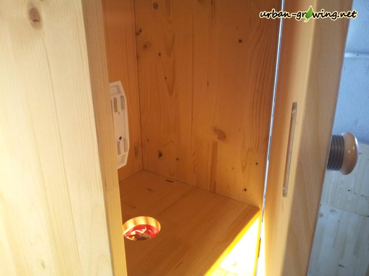 d rrschrank selber bauen biltongbox selbst gebaut gartentipps. Black Bedroom Furniture Sets. Home Design Ideas