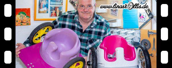 Lina´s Rolli´s e.V. - kostenlose Hilfe für gehbehinderte Kleinkinder